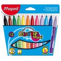 Maped Color Peps Maxi– 12...