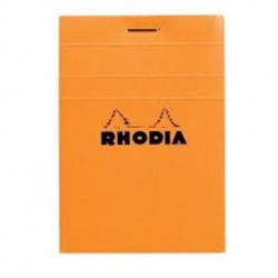 Bloc Rhodia 7.4 * 10.5 – 80...