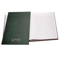 Analysis Book – 12 Columns...