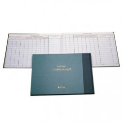Receipts & Expenses Book...