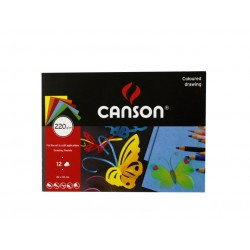 Canson Drawing Pad – 220gm...