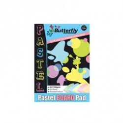 Butterfly Pastel Board Pad...