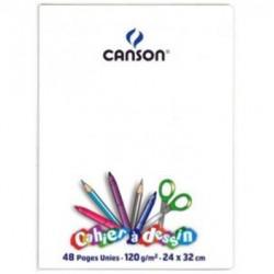 Canson Cahier à Dessin –...