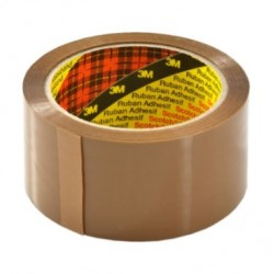 Packaging Dark Brown Tape –...