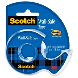 Wall Safe Tape 183 – 19 mm
