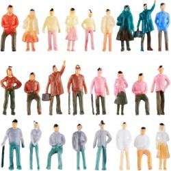 Figures for Maquettes
